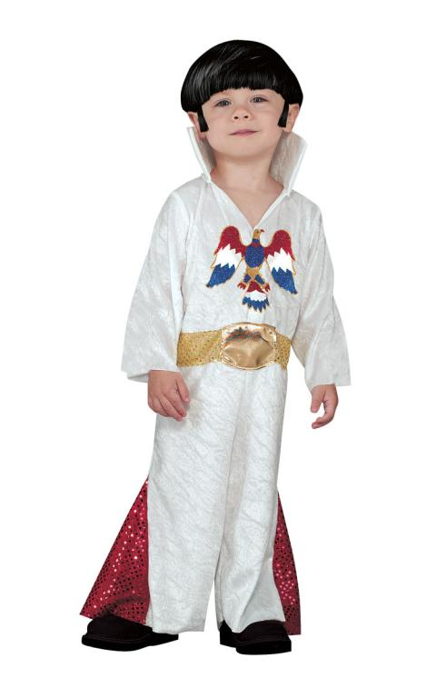 Elvis Presley Jumpsuit Toddler Costume