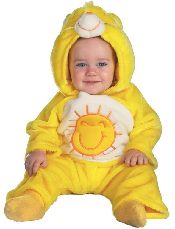 Care Bears Funshine Bear Costume
