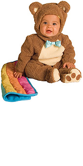 Rainbow Teddybear Costume