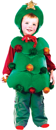 Christmas Tree Infant Costume