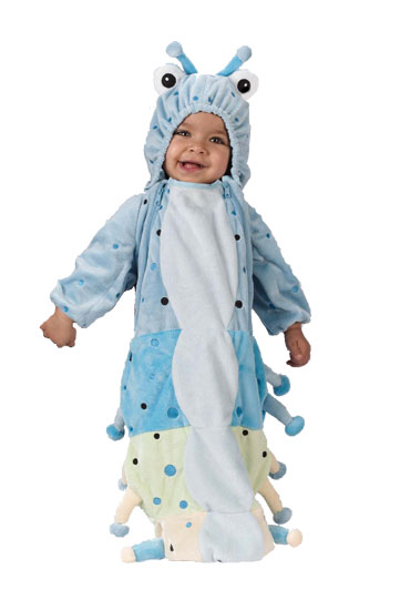 Caterpillar Bunting Infants Costume