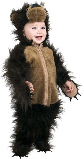 Honey Bear Infant Costume