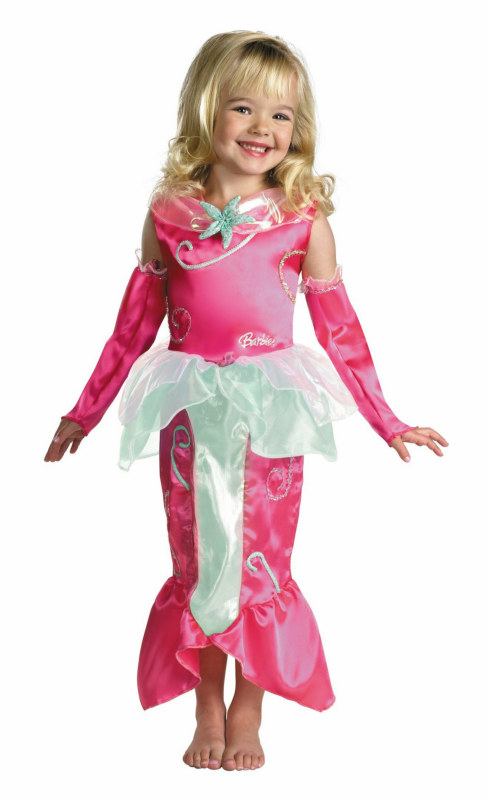 Barbie - Mermaid Child Costume