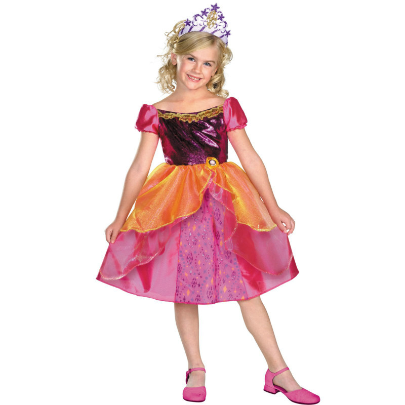 Barbie & The Diamond Castle - Deluxe Liana Child Costume