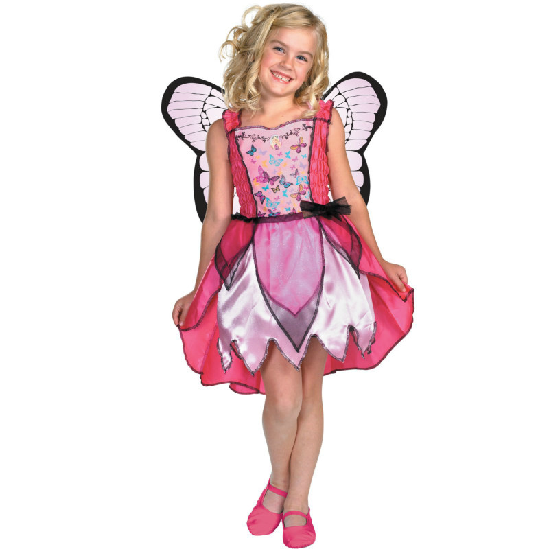 6e358b61832 Barbie - Mariposa Child Costume [Barbie Costumes - Children's Cos ...
