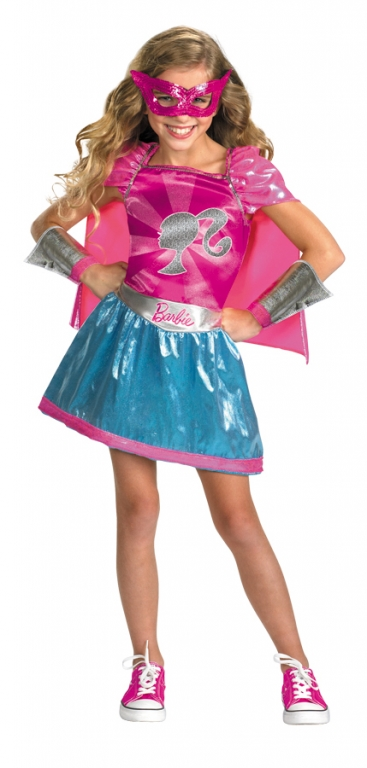 Barbie Super Hero Costume
