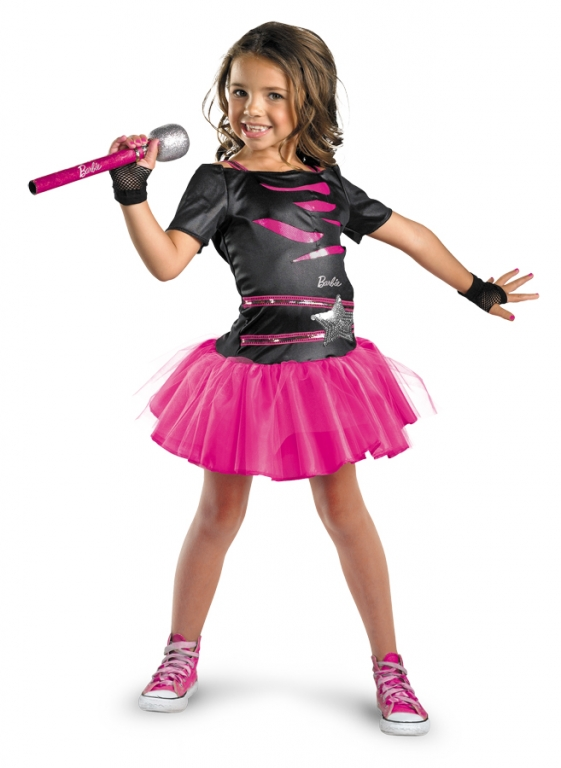 Barbie Rocker Costume
