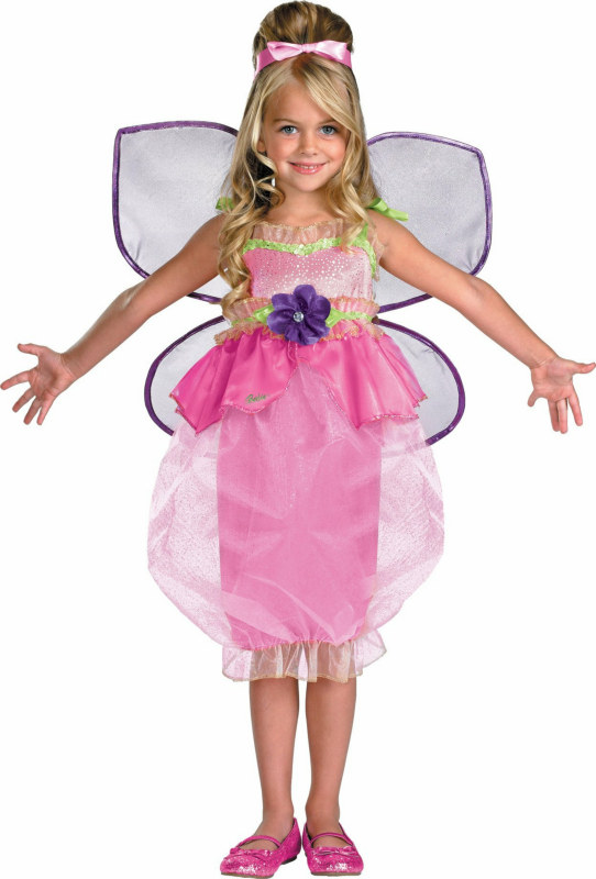 Barbie Thumbelina Deluxe Child Costume