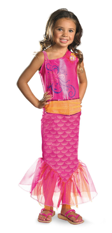 Barbie in a Mermaid Tale - Merliah Classic Child Costume