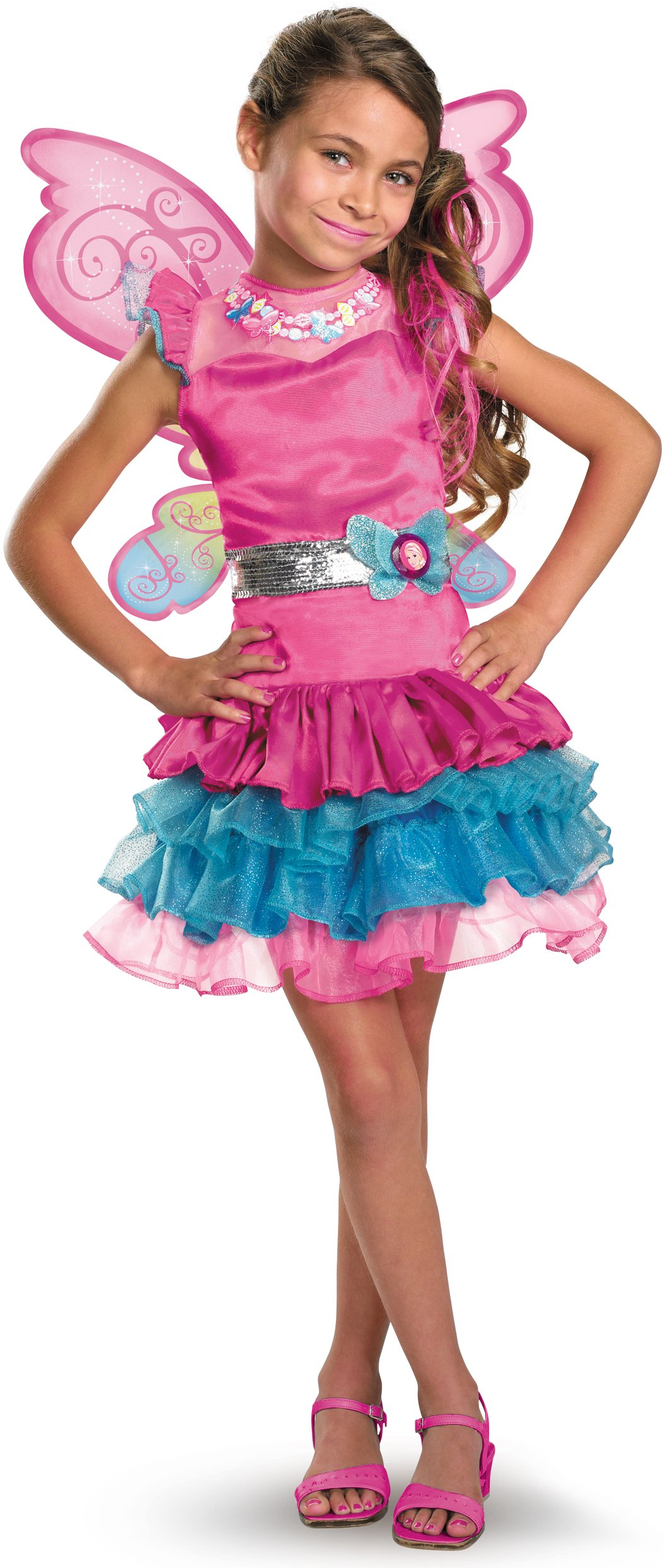 Barbie A Fairy Secret - Barbie Child Costume