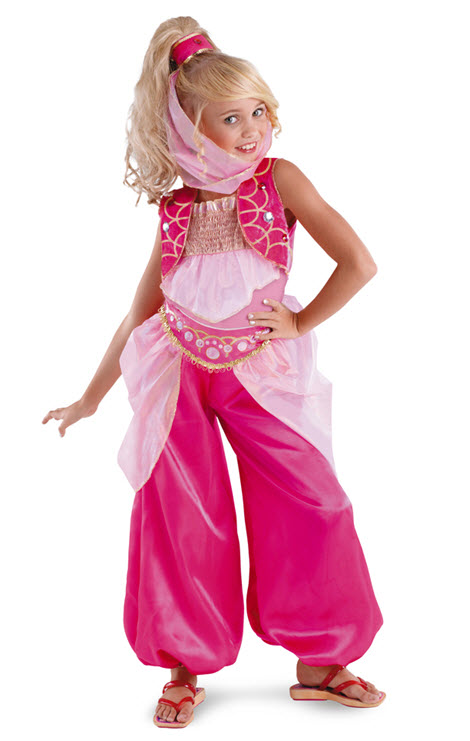 Barbie Genie Costume
