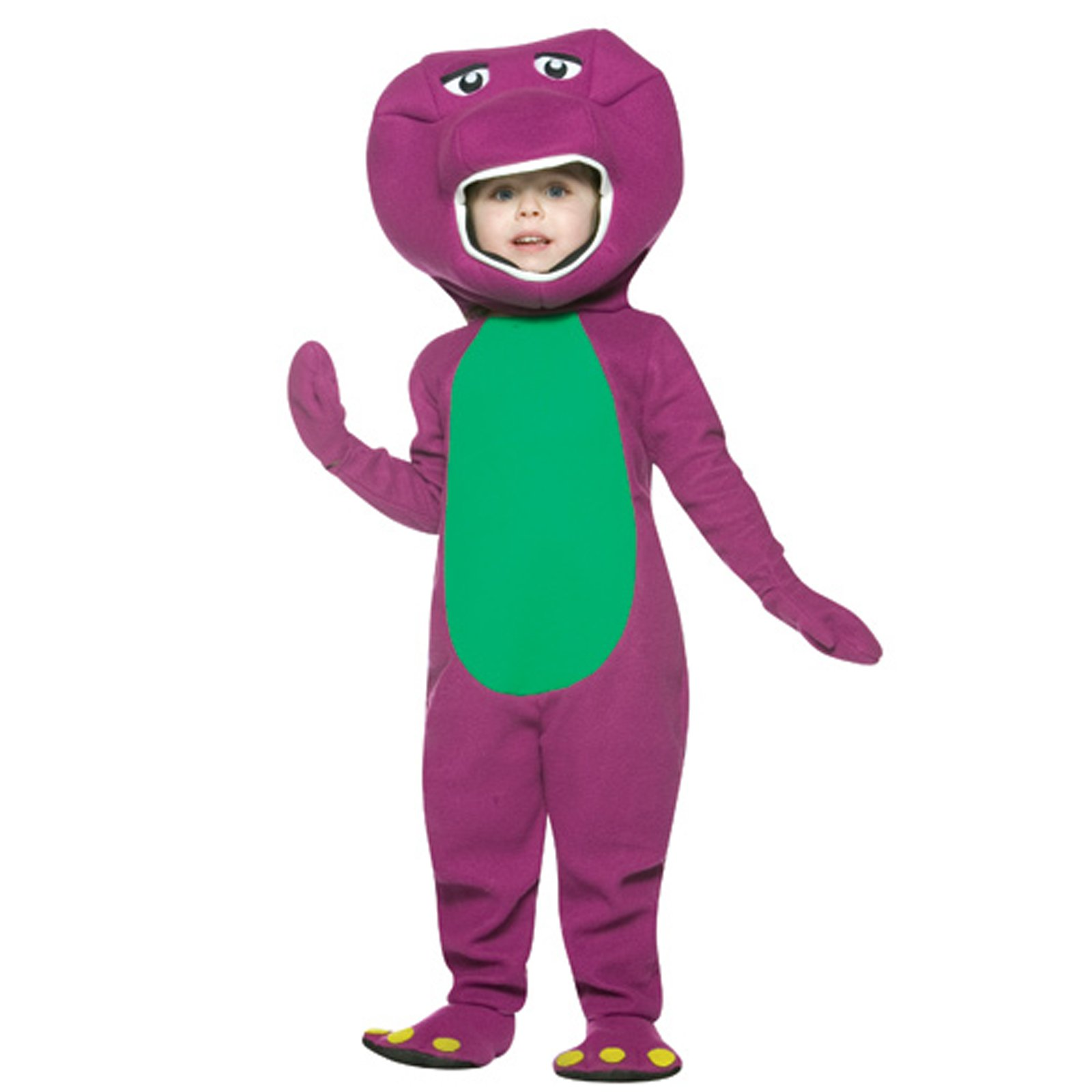 Barney and Friends-Barney Child Costume