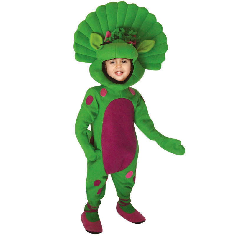 Barney and Friends-Baby Bop Toddler Costume