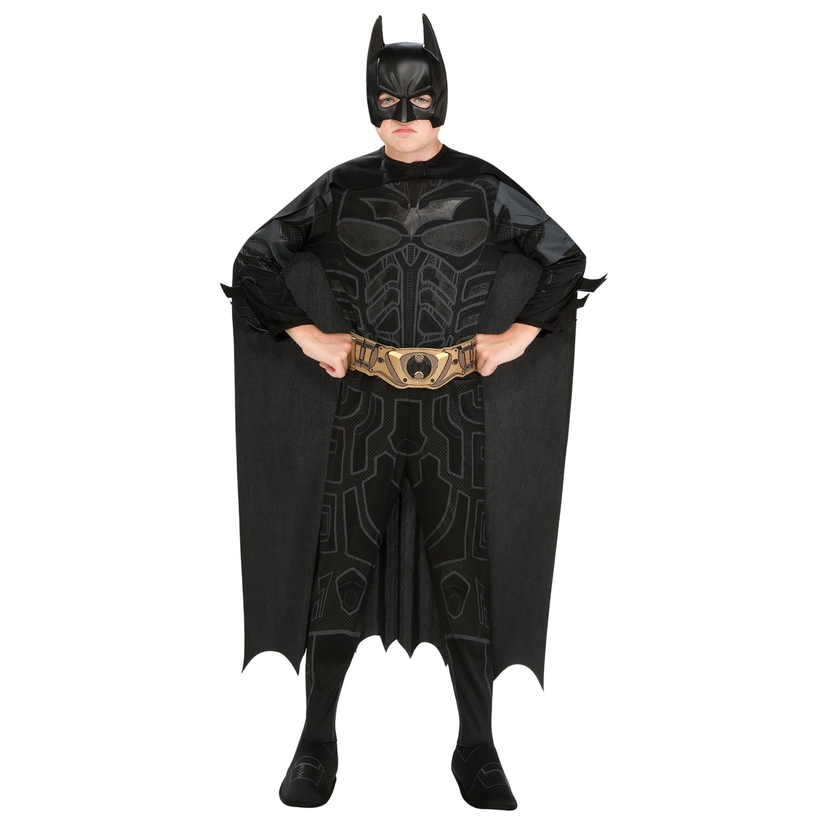 Batman Dark Knight Batman Child Costume