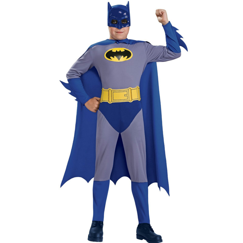 Batman Brave & Bold Batman Child Costume