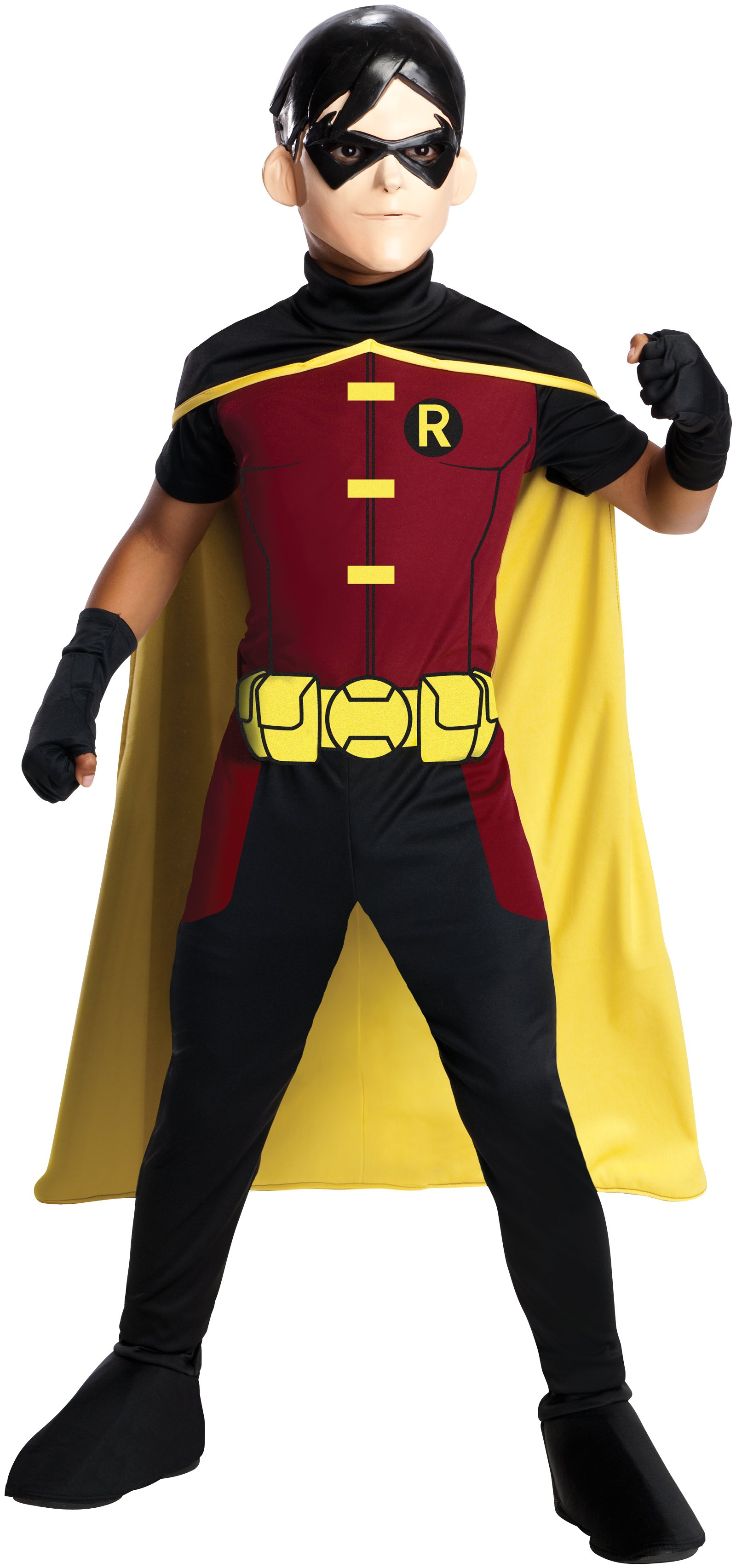 Young Justice - Robin Child Costume