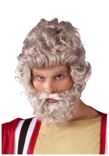Moses Wig and Beard Set