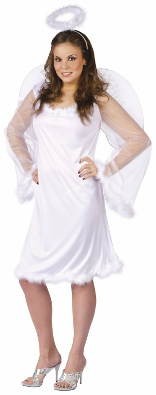 Heaven Sent Adult (Plus) Costume