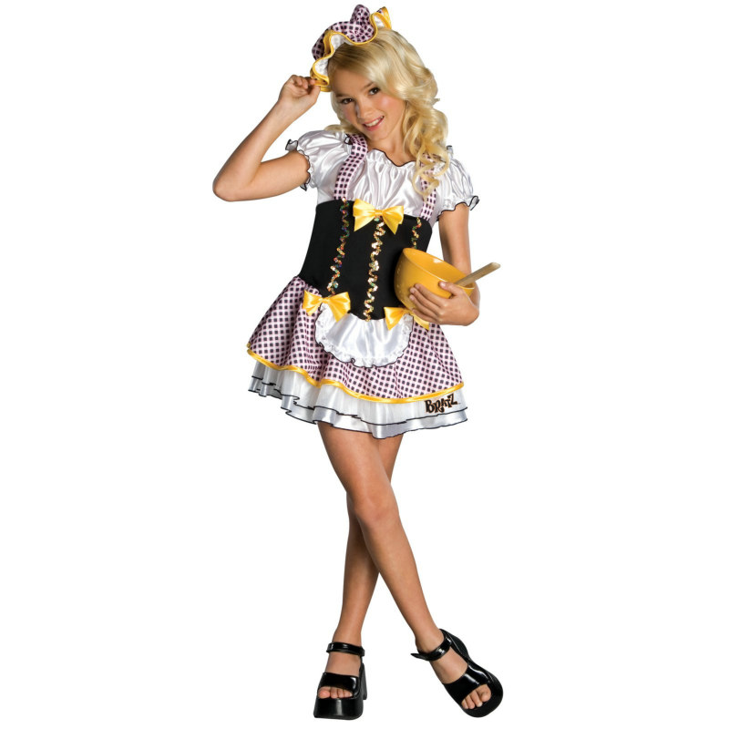 Bratz Storybook Sweethearts Bratty Goldilocks Child Costume