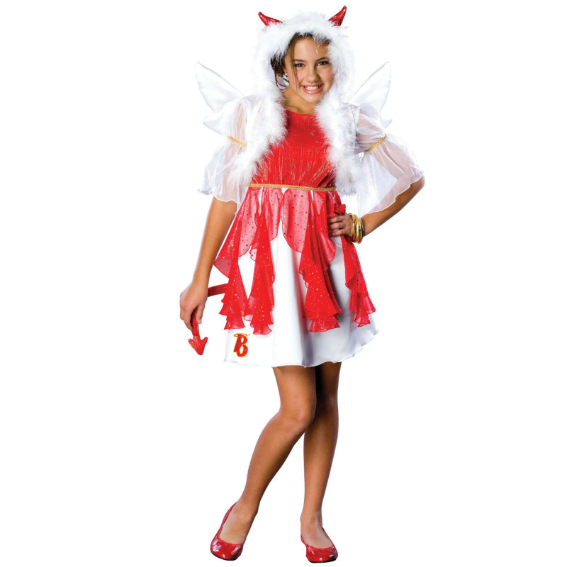 Bratz Almost Angel Child Costume
