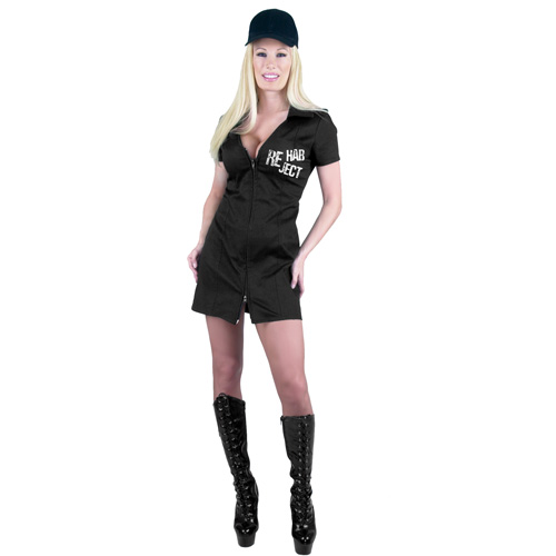 Rehab Reject Woman Costume