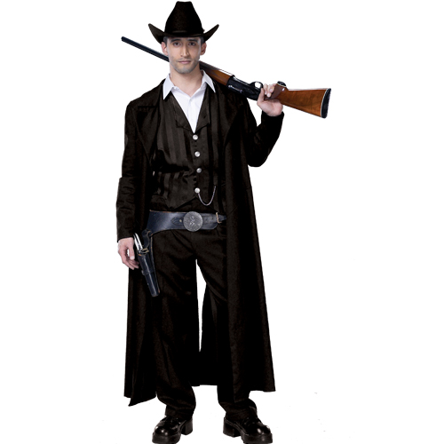 Bounty Hunter Cowboy Adult Costume