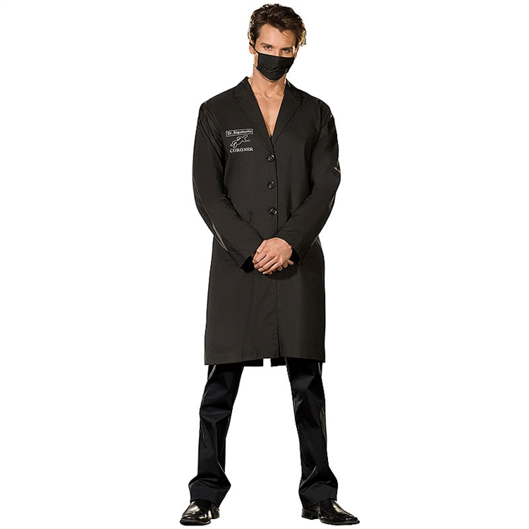 Dr. Rigamortis Adult Coroner Costume