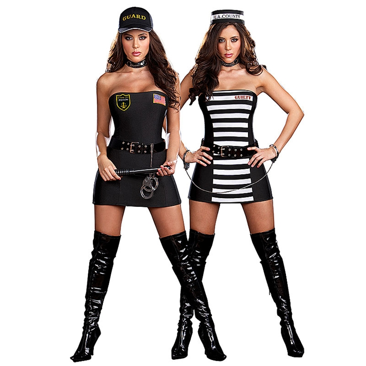 Crimes and Miss Demeanors Reversible Costume