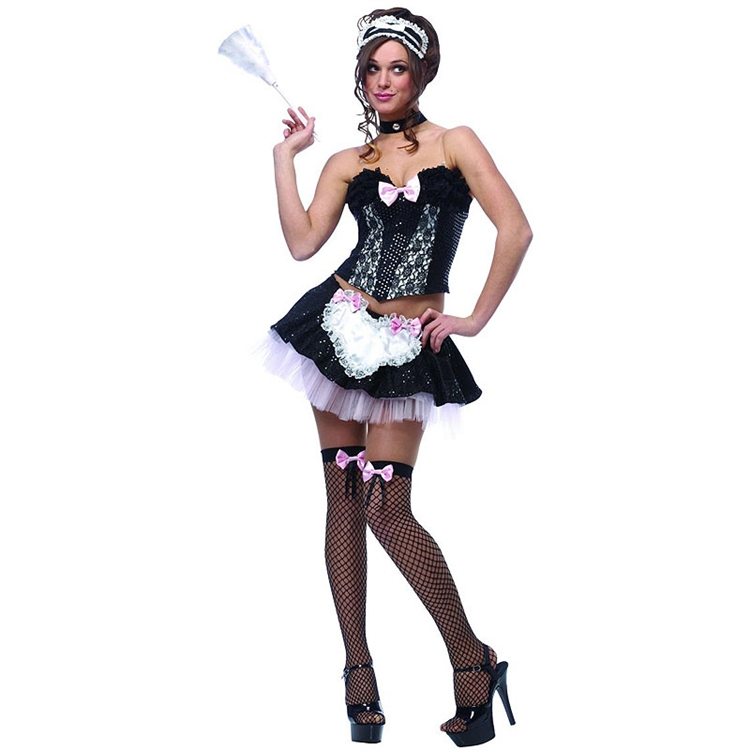 Marie Antoinette French Maid Adult Costume