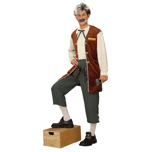 Gepetto the Toy Maker Adult Costume