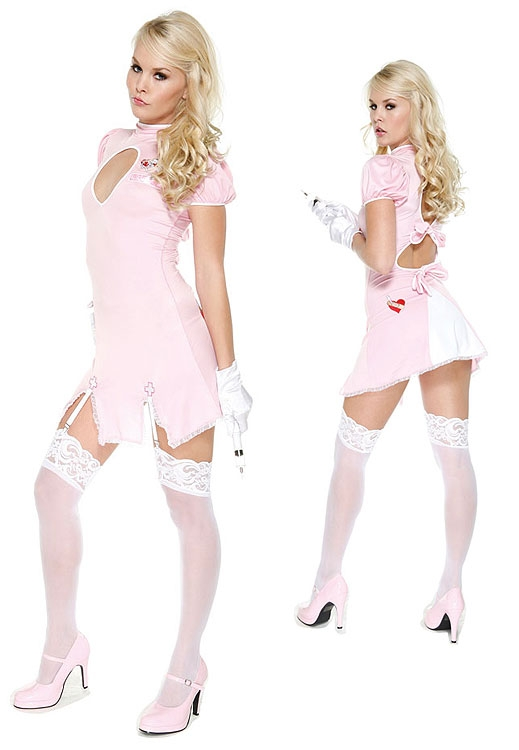 Sweet Sexy Nurse Costume