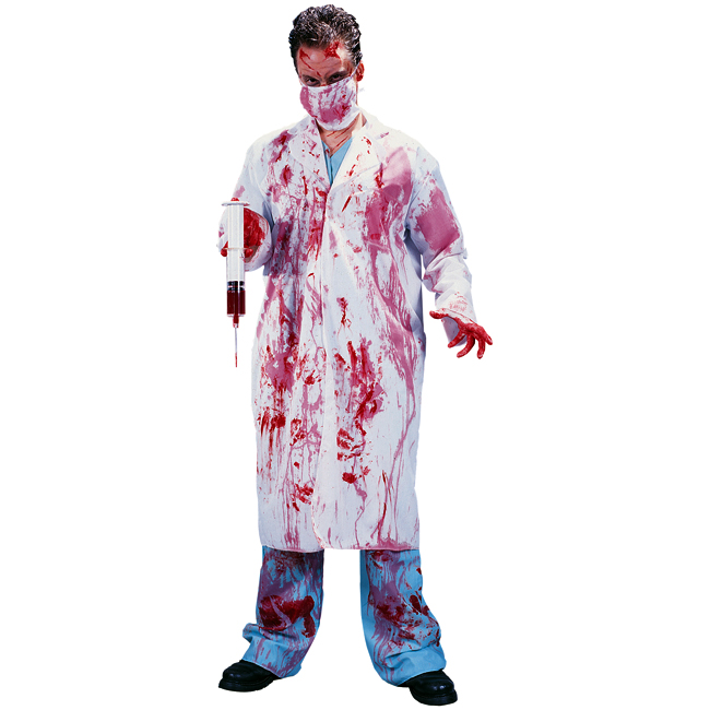 Dr. Kill Joy Adult Costume