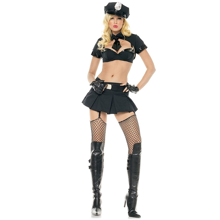 Sexy Sergeant Adult Costume