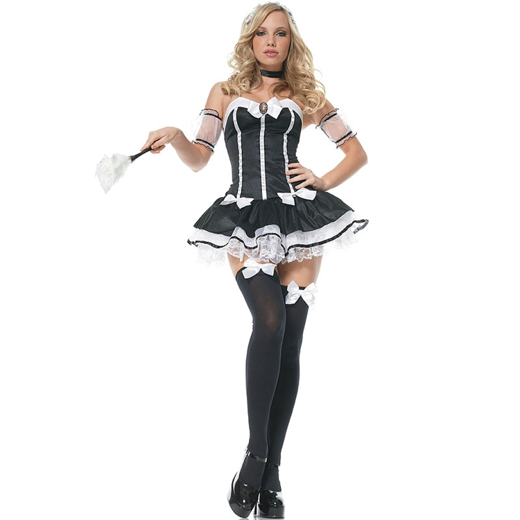 Charming Chambermaid Adult Costume
