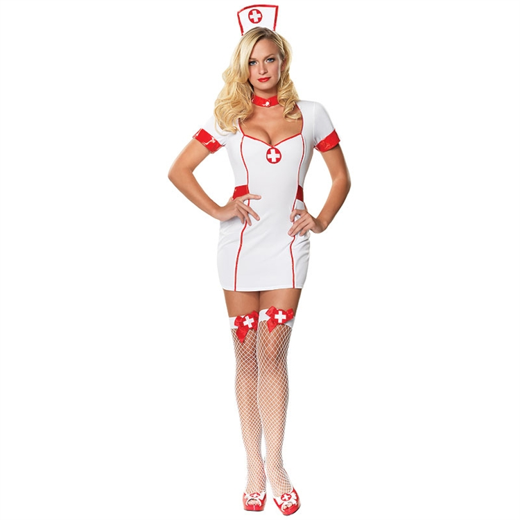 Private Nurse Adult Costume