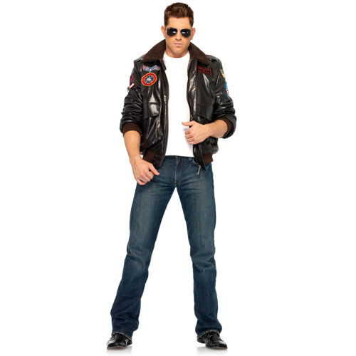 Top Gun Men's Bomber Jacket Set