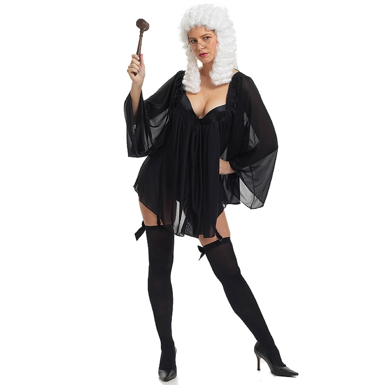 Sexy Judge Adult Costume