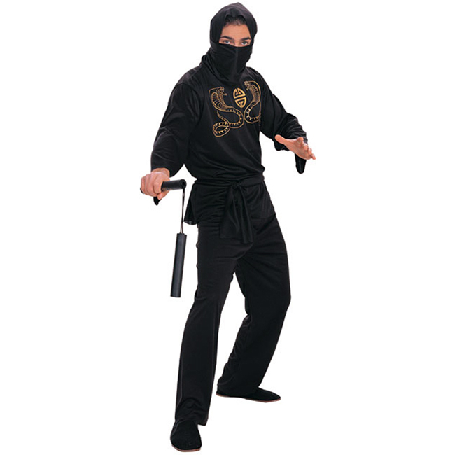 Ninja outfits adults