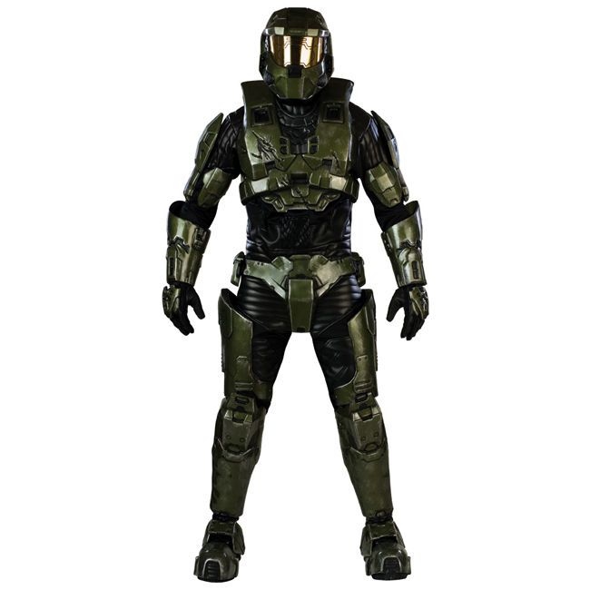 Adult Collector's Edition Halo 3 Master Chief Costume
