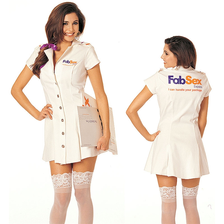 Sexy FabSex Adult Costume