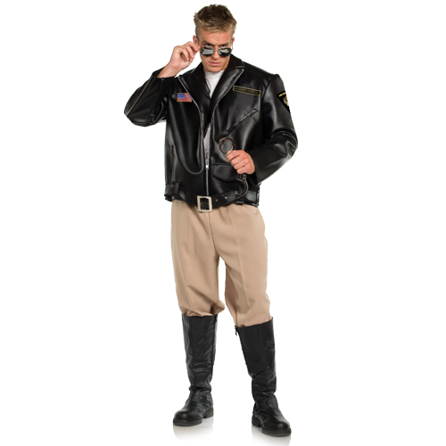 Men's Highway Patrol Policeman Costume