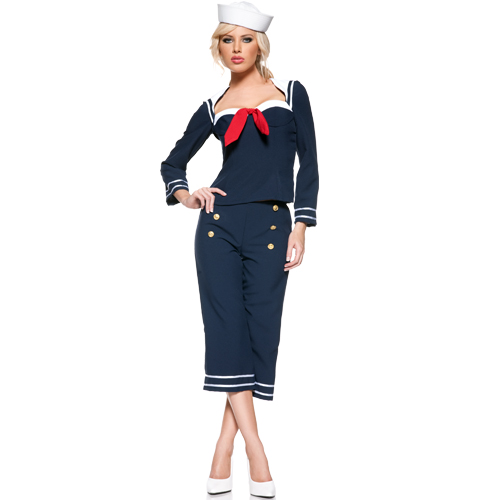 Ship Mate Sailor Adult Costume