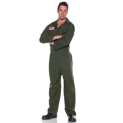 Air Force Jumpsuit Adult Costume