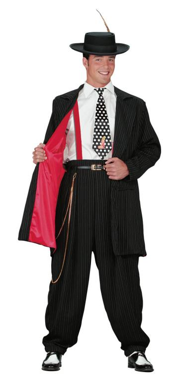 Zoot Suit Deluxe Adult Costume