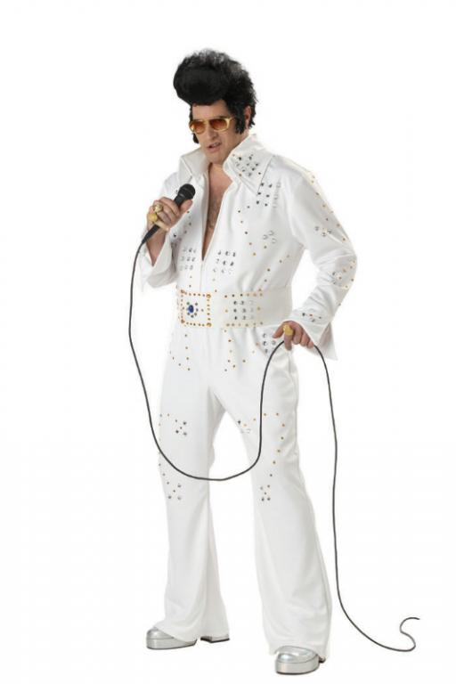 Rock Legend Plus Size Adult Costume