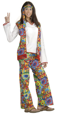 Hippie Dippie Adult Costume