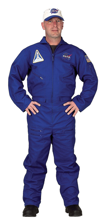 Flight Suit Adult Costume
