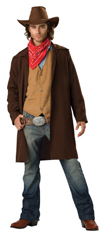 Rawhide Renegade Adult Costume