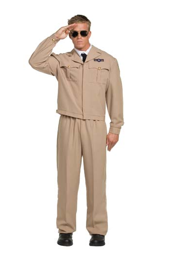 40s Male High Flyer Adult Costume