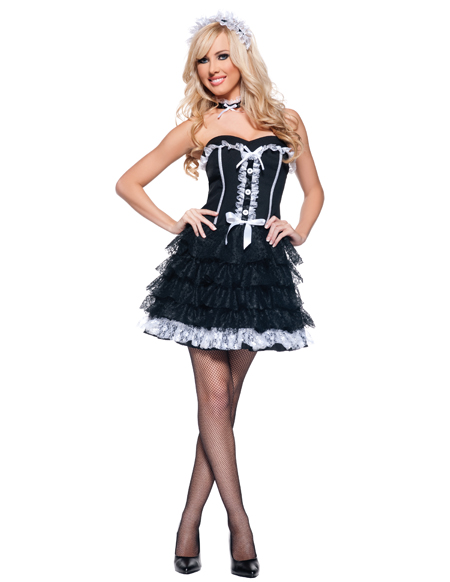Fifi French Maid Adult Costume